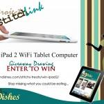 Apple iPad2 Giveaway