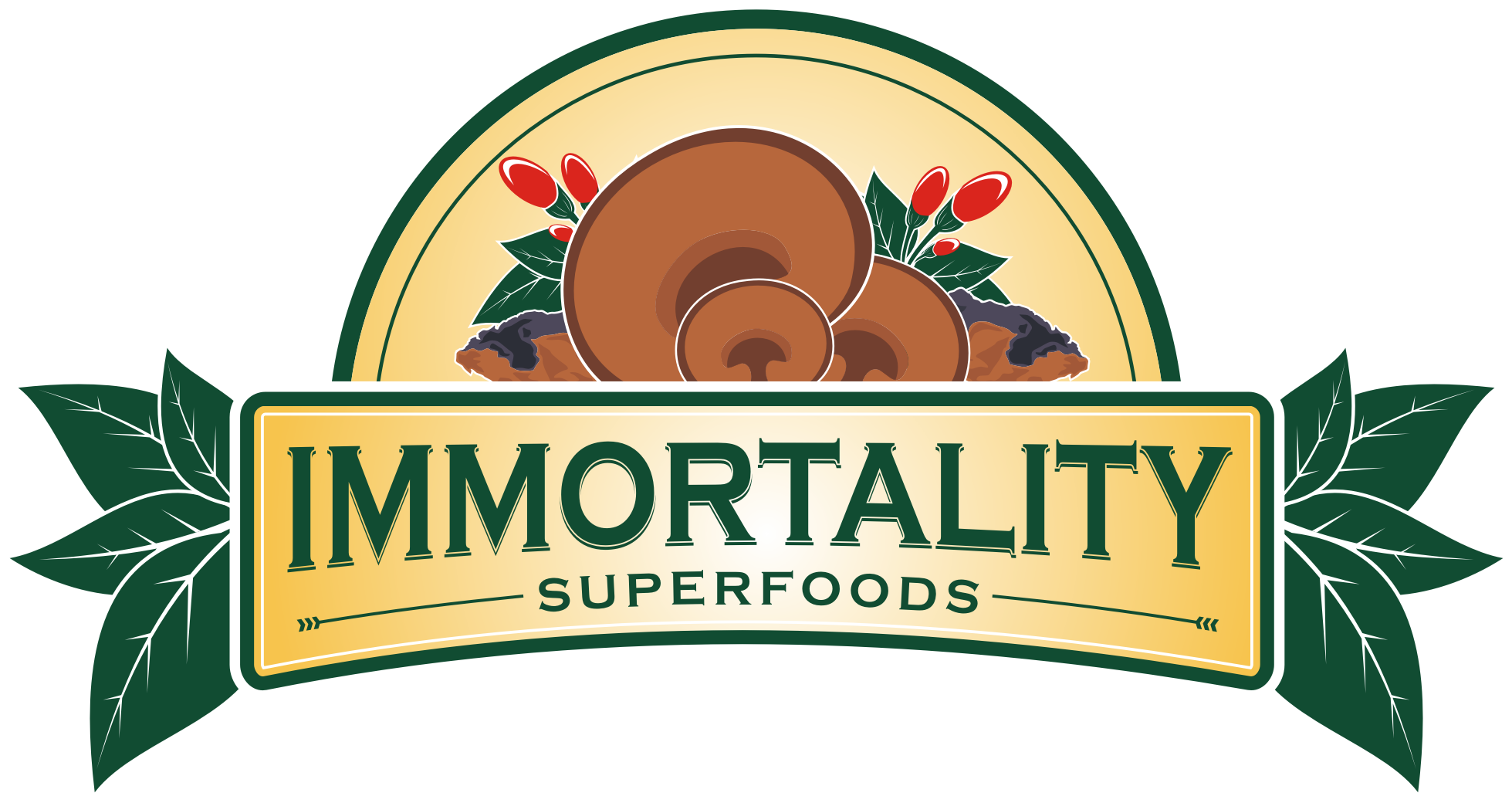 Immortality Superfoods