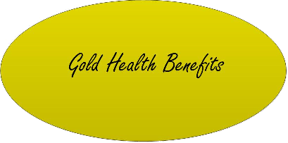 Gold Health Benefits