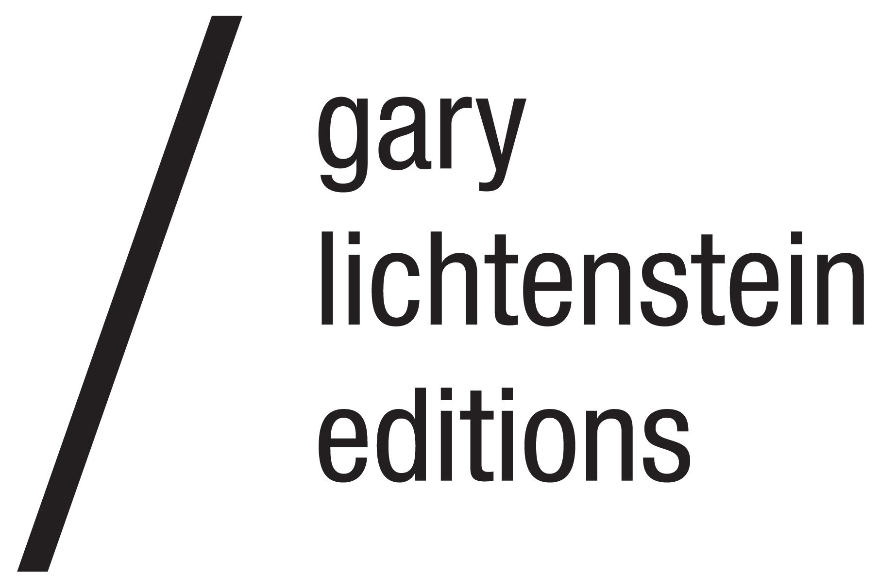 Gary Lichtenstein Editions